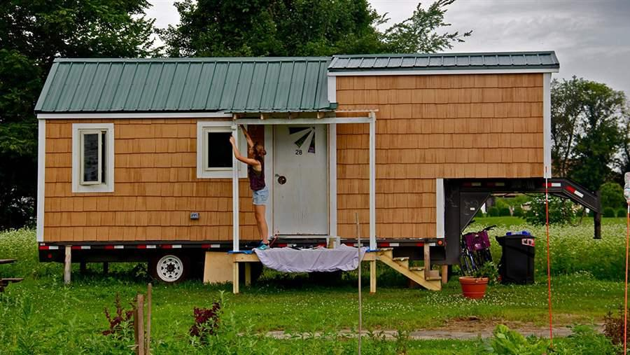 Brilliant Tiny Houses Are Affordable Energy Efficient And Often Illegal Largest Home Design Picture Inspirations Pitcheantrous