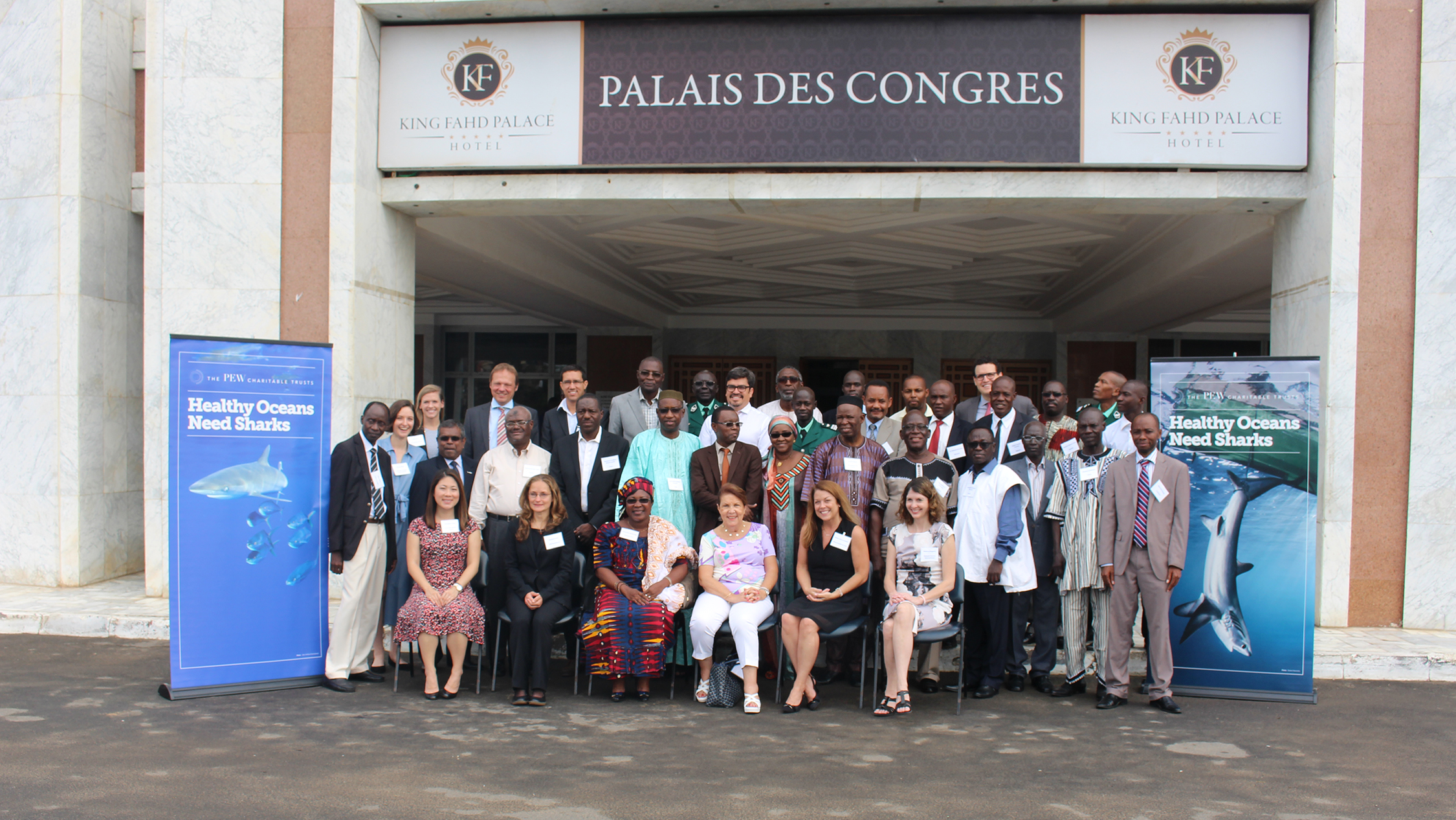 Participants gather in Dakar, Senegal