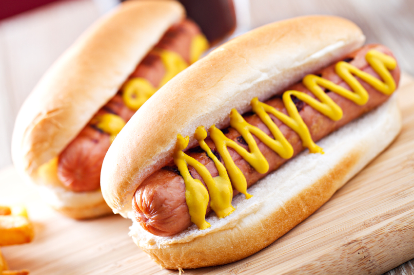 Listeria Hot Dogs
