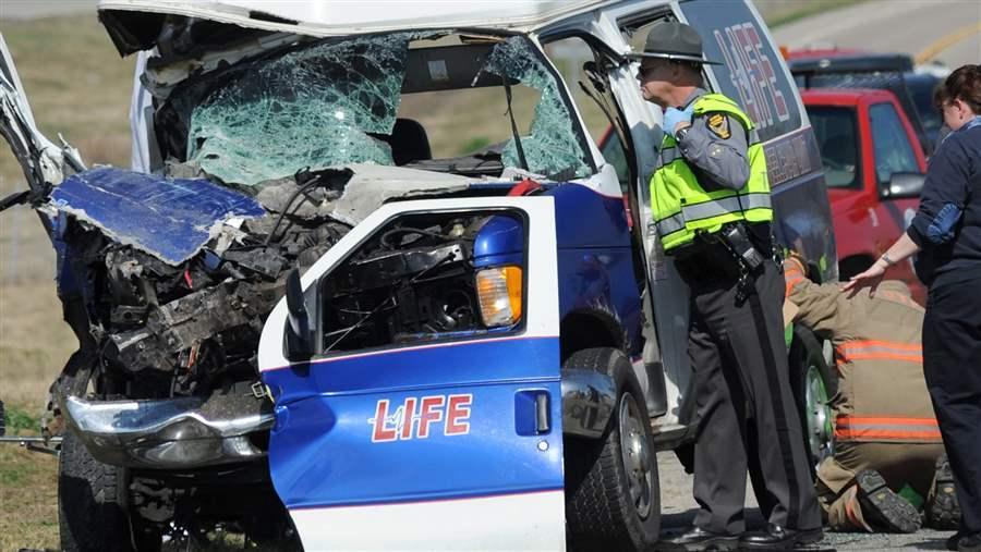 Lax Car Accident