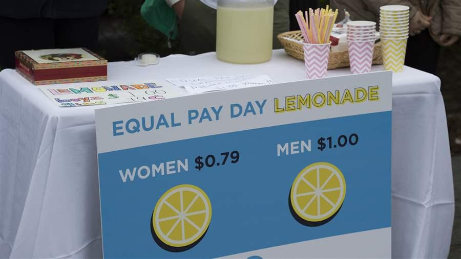Equal Pay Lemonade