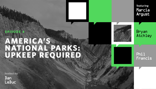 America's National Parks: Upkeep Required