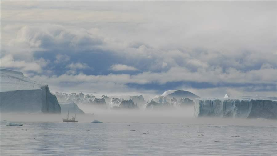 Greenland Halibut Fishery in Disko Bay