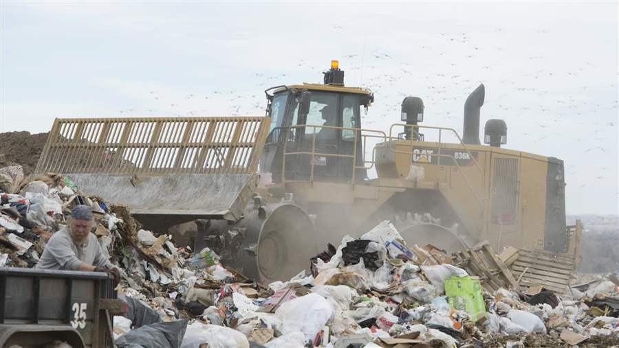 Colorado landfill