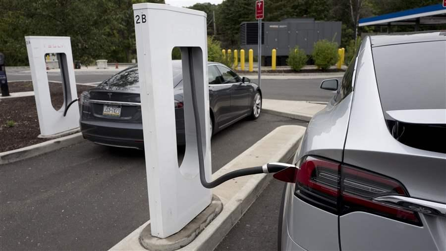 Electric Car Charging Stations Cost To Charge