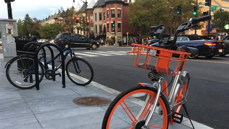 Dockless Bikes