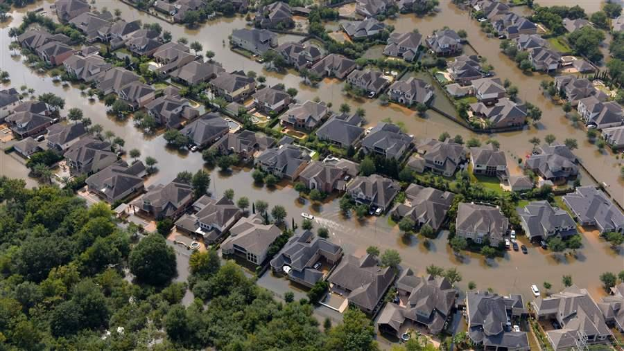 Flood insurance reform