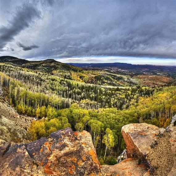 Blue Creek Canyon