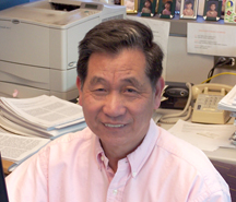 Jim Jung-Ching Lin, Ph.D.