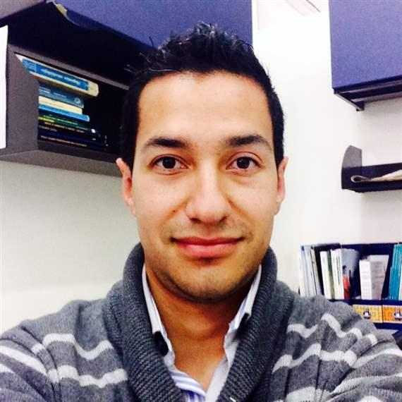 Juan David Ramirez Gonzalez, Ph.D.
