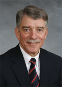 House Speaker Joe Hackney (D-N.C.), NCSL president