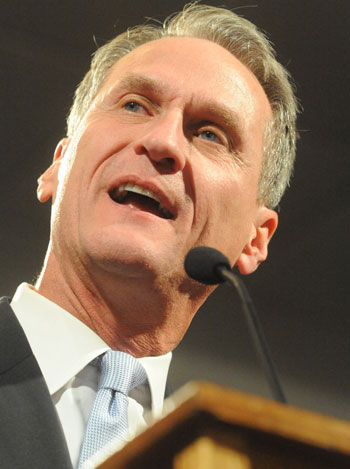 South Dakota Governor Dennis Daugaard