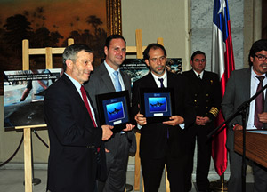 Shark Conservation Moving Forward in Chile
