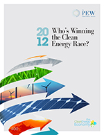 Who's Winning the Clean Energy Race?