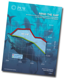 Mind the Gap Report Cover