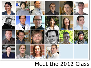 2012 Pew Scholars in the Biomedical Sciences